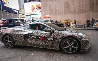 Chevrolet Corvette can be a real SUV