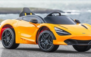 McLaren has created a racing car for kids