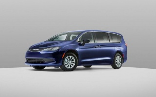 Cheap versions of Chrysler Pacifica will be giving a different name