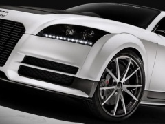 Audi TT Ultra Quattro Model Showed in Details pic #154