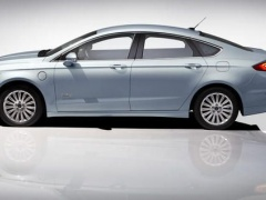 Ford Fusion Energi Gains 5-Star Safety Rate pic #274