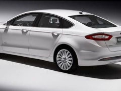 Ford Fusion Energi Gains 5-Star Safety Rate pic #277
