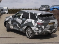 Range Rover Sport Noticed Diagnosing, Probably RS Version pic #56
