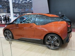 BMW i3 Will be Released in January, Costing Around $34,500 pic #684