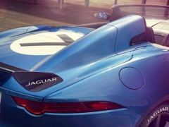 Jaguar Project 7 is a Retro-Branded Solo-Seater F-Type pic #704