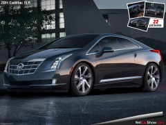 Cadillac ELR Particularly Implements LEDs for Exterior Illumination pic #734