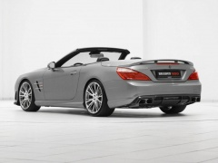 Upgrade of SL63 AMG from Mercedes to 850 hp by Brabus pic #2763