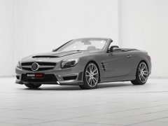 Upgrade of SL63 AMG from Mercedes to 850 hp by Brabus pic #2764