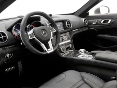 Upgrade of SL63 AMG from Mercedes to 850 hp by Brabus pic #2765