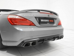 Upgrade of SL63 AMG from Mercedes to 850 hp by Brabus pic #2766