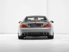 Upgrade of SL63 AMG from Mercedes to 850 hp by Brabus pic #2767