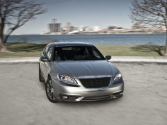 Four Stars for Safety from NHTSA to Chrysler 200 of 2014 pic #2842