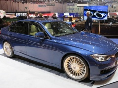 Alpina Plans to Commemorate Its 50th Birthday pic #3366
