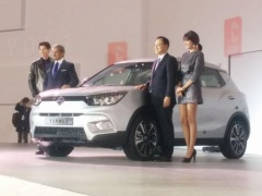 SsangYong Tivoli Was Presented in South Korea with New 1.6-litre Powertrain pic #4088