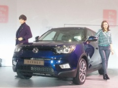 SsangYong Tivoli Was Presented in South Korea with New 1.6-litre Powertrain pic #4089