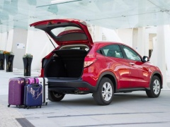 Honda HR-V will cost starting from 17,995 pounds in the UK pic #4518