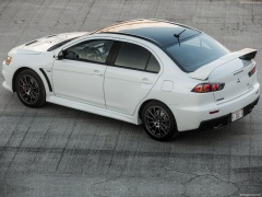 The Final Edition Offering from Mitsubishi Lancer Evolution pic #4706