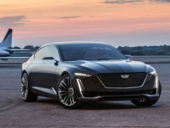 Escala Concept from Cadillac is the Future of American Luxury pic #5279