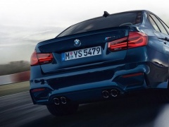 BMW M3 Gets A Slight Facelift pic #5446