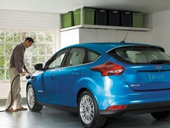 Increased Range and Innovated Battery For Euro-spec Focus EV From Ford pic #5467