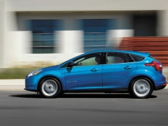 Increased Range and Innovated Battery For Euro-spec Focus EV From Ford pic #5468