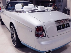 See Final Rolls-Royce Phantom Drophead Coupe pic #5546