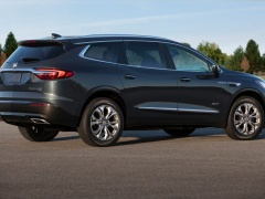A Price Bump For Next Year's Buick Enclave pic #5571
