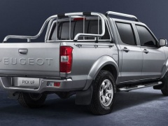 Rebadged Chinese Ute From Peugeot Will Be Marketed In Africa pic #5581