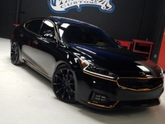Stingers From Kia For SEMA