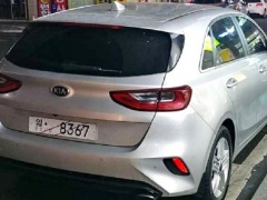 The new Kia Ceed Sportswagon generation: fresh photos