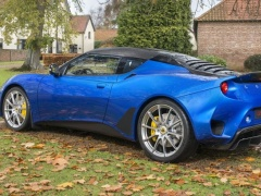 Meet New Mid Range Model: Lotus Evora GT410 Sport
