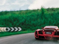 Supercar Edonis based on Bugatti EB110: a revival