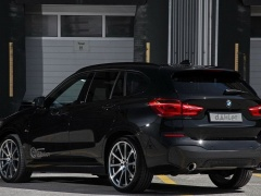 Dahler conducted a set of improvements for the BMW X1