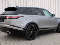 Range Rover Velar received steep tuning from Lumma Design