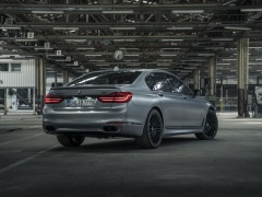 BMW showed a new unique sedan