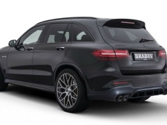 Brabus created the Mercedes-Benz GLC with 600