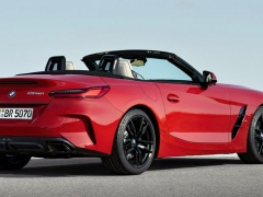 BMW Z4 Roadster debuted
