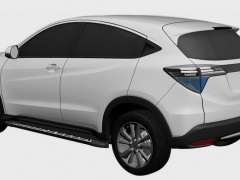 Honda patents the appearance of a new SUV