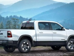 All-terrain pickup Ram 1500 now is more luxurious