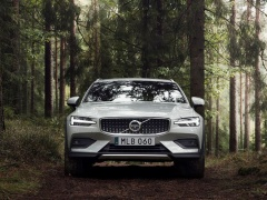 Debuted a new off-road wagon from Volvo