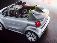 Smart declassified electric roadster