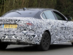 Jaguar is testing an updated XE