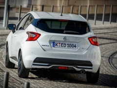 Nissan Micra added sports modification