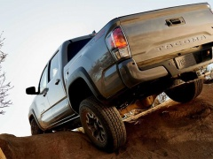 Toyota Tacoma successfully updated