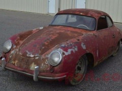 Rusty vintage Porsche 356 rates more than the newest Cayenne