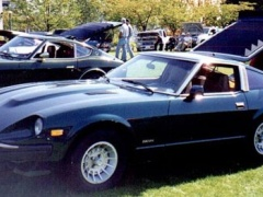 datsun 280zx turbo pic #21483