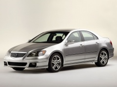 acura rl a-spec pic #16750