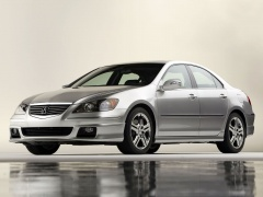 acura rl a-spec pic #16752