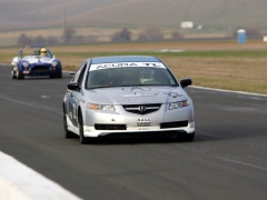 acura tl 25 hours of thunderhill pic #17849