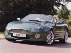 DB7 Vantage Volante photo #13189
